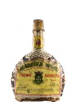 Madeira Crown Sweet Barbeito (cantil)