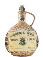 Madeira Barbeito Crown Sercial (cantil empalhado)