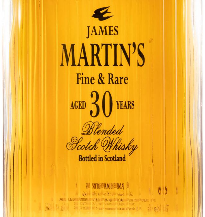 ジェームス・マーティンズ 30年 (赤箱)