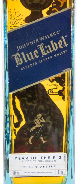 Johnnie Walker Blue Label Year Of The Pig
