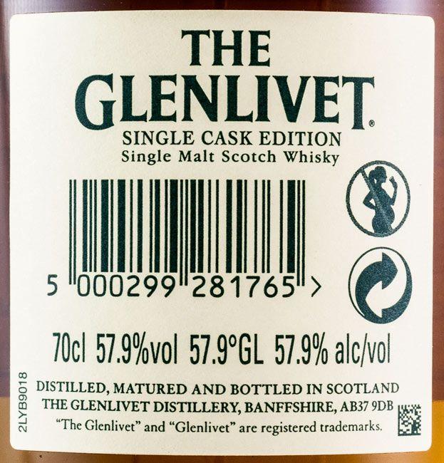 Glenlivet Zenith Single Cask Edition 13 anos