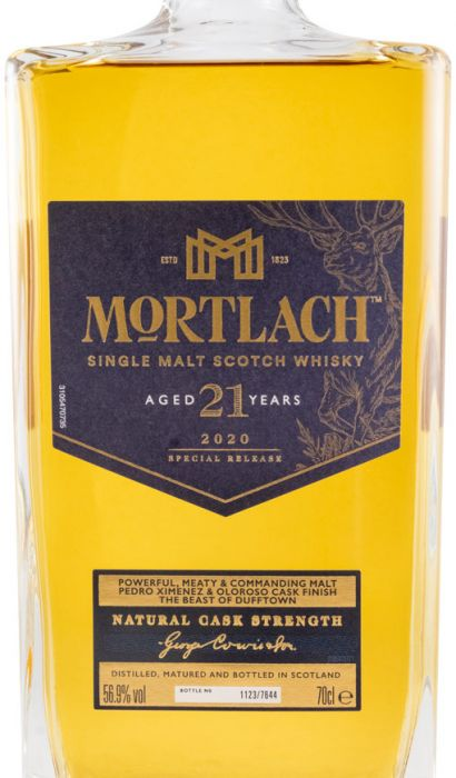 2020 Mortlach Special Release 21 years