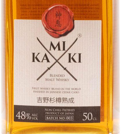 Kamiki Blended Malt 50cl
