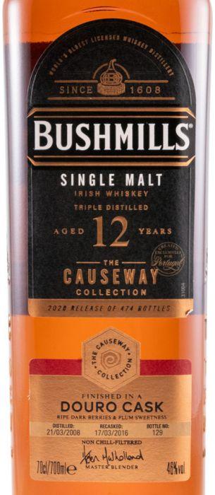 2008 Bushmills 12-летний Douro Wine Cask The Causeway Collection