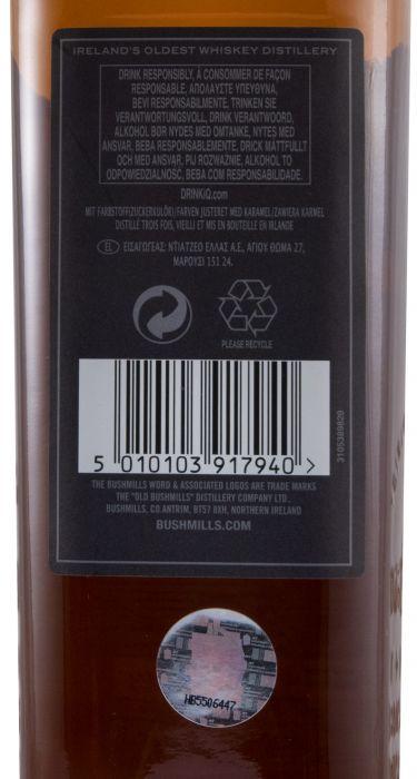 Bushmills 21 years (bottled in 2013)
