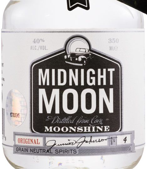Midnight Moon Moonshine Original 35cl