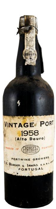 1958 Borges Vintage Портвейн