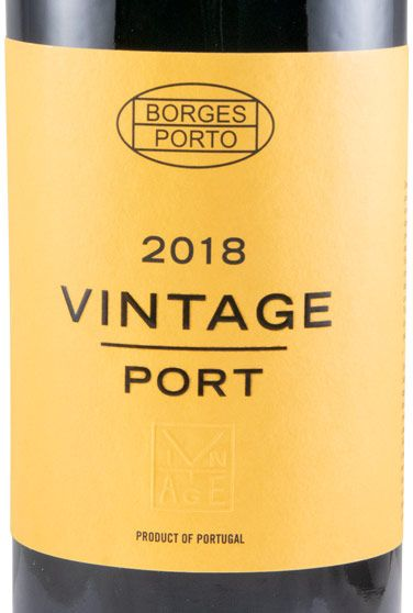 2018 Borges Vintage Porto