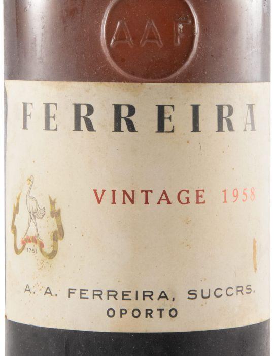 1958 Ferreira Vintage Porto