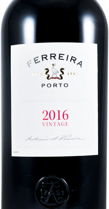 2016 Ferreira Vintage Porto