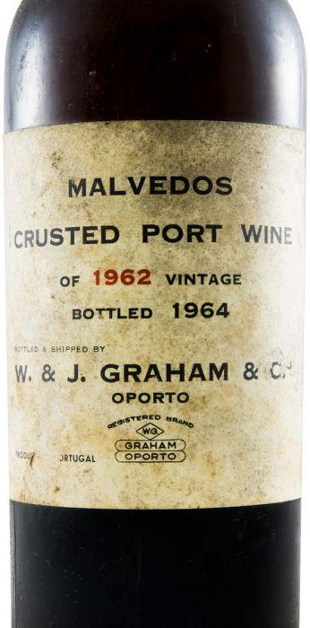 1962 Graham's Quinta dos Malvedos Crusted Porto