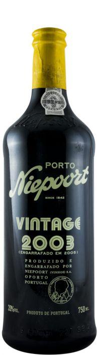 ニーポート・ヴィンテージ ポート 2003年