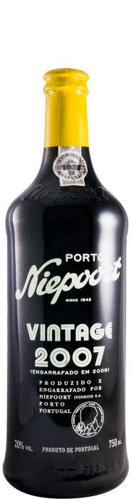 2007 Niepoort Vintage Porto