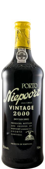 ニーポート・ヴィンテージ ポート 2000年