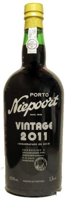 2011 Niepoort Vintage Porto 1,5L