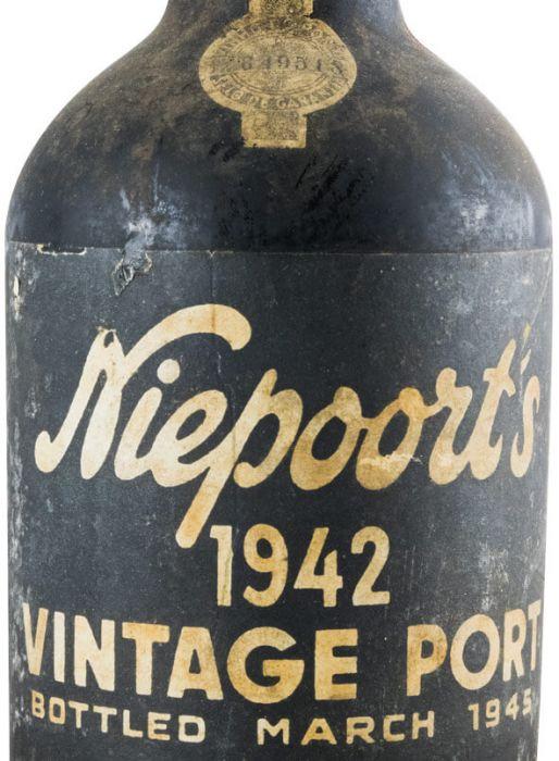 ニーポート・ヴィンテージ・ポート・1942年