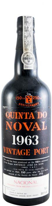 1963 Noval Nacional Vintage Porto