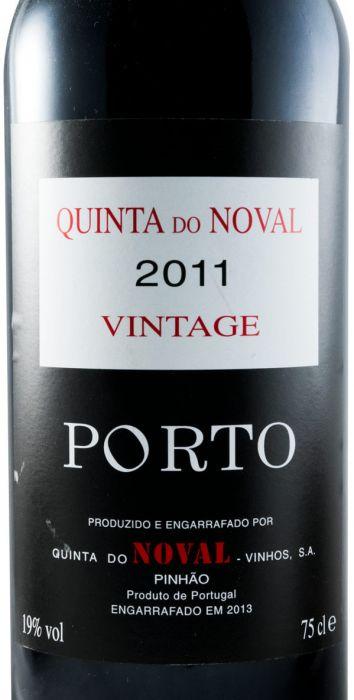 2011 Noval Vintage Porto