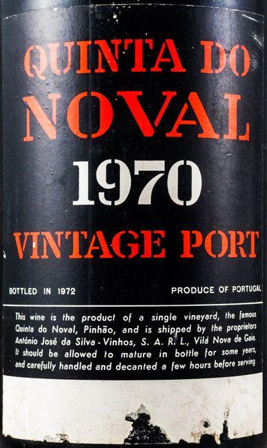 1970 Noval Vintage Porto