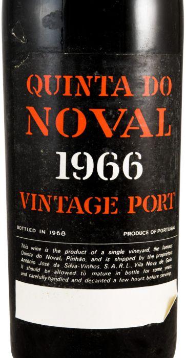 1966 Noval Vintage Porto