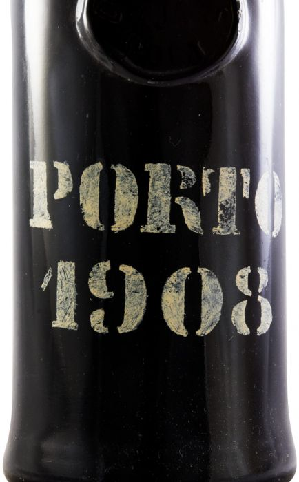 アントニオ・J・シルヴァ・収穫 ポート 1908年