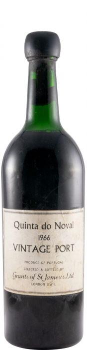 1966 Noval Vintage Port (white label)