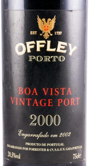 2000 Offley Boa Vista Vintage Porto