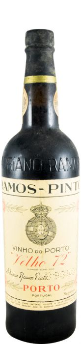 ラモス・ピント・古いワイン 72年 ポート