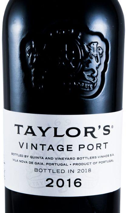 2016 Taylor's Vintage Porto