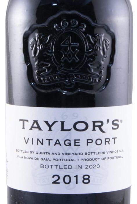 2018 Taylor's Vintage Porto
