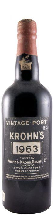 1963 Krohn Vintage Porto