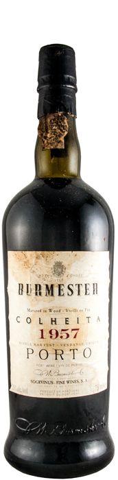 バーメスター・収穫 ポート 1957年