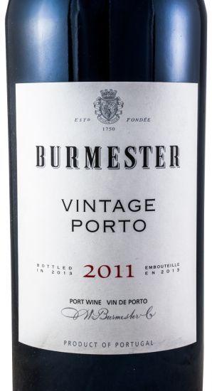 2011 Burmester Vintage Porto