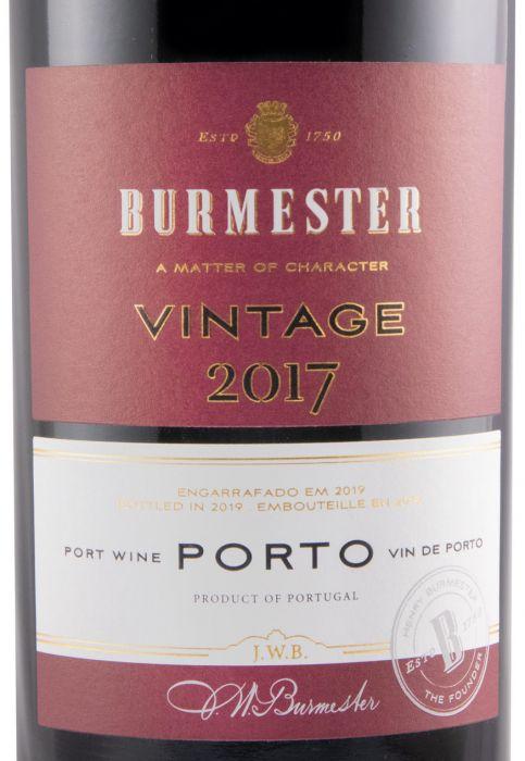2017 Burmester Vintage Porto