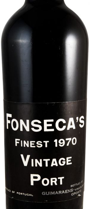 フォンセカ・ヴィンテージ ポート 1970年