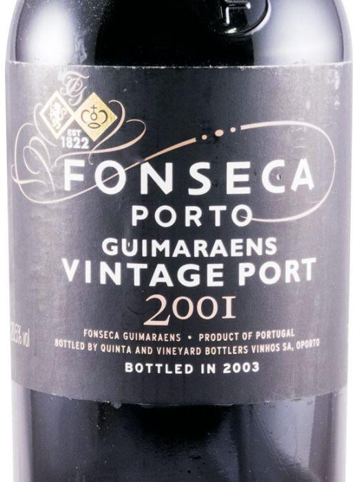 2001 Fonseca Guimaraens Vintage Porto
