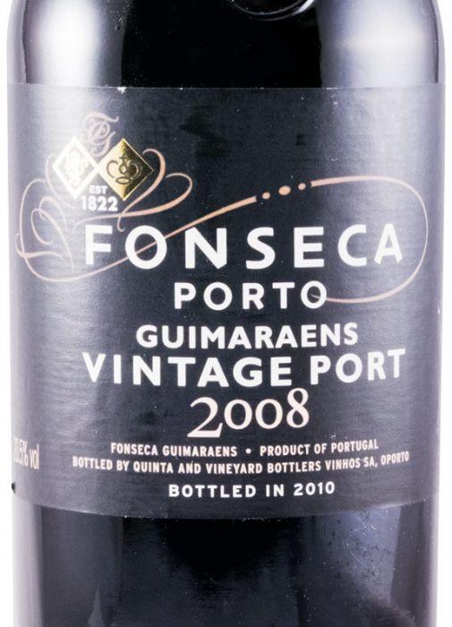 2008 Fonseca Guimaraens Vintage Porto