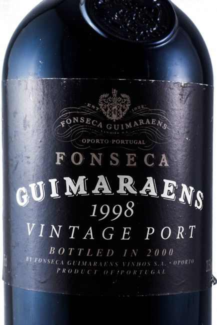 1998 Fonseca Guimaraens Vintage Porto