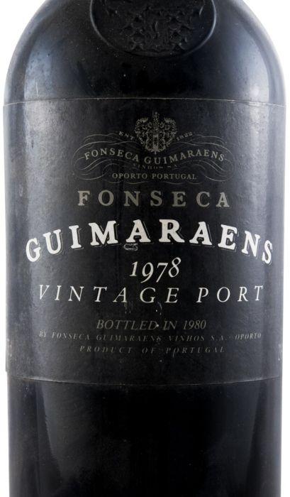 1978 Fonseca Guimaraens Vintage Porto