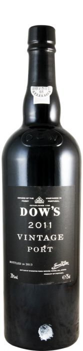 2011 Dow's Vintage Porto