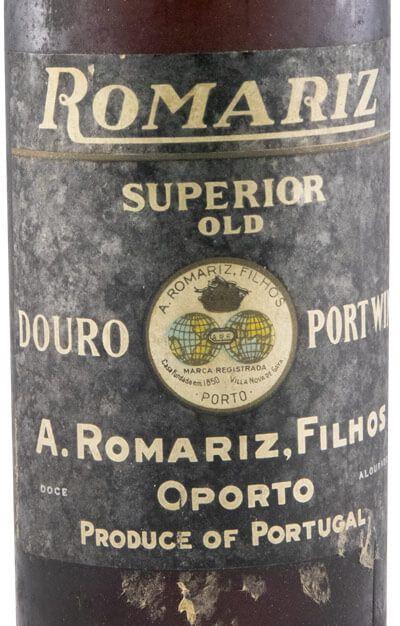Romariz Superior Old Port