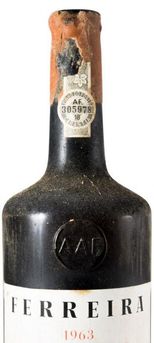 1963 Ferreira Vintage Портвейн (пломбирование бутылки повреждено)