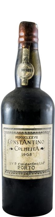 1908 Constantino Colheita Porto