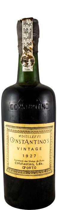 1927 Constantino Vintage Porto