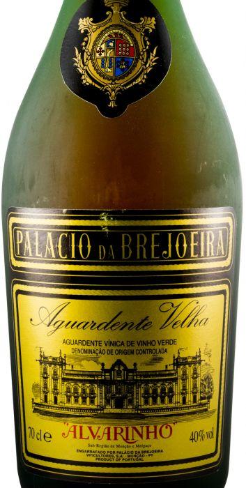 Wine Spirit Velha Palácio da Brejoeira Alvarinho