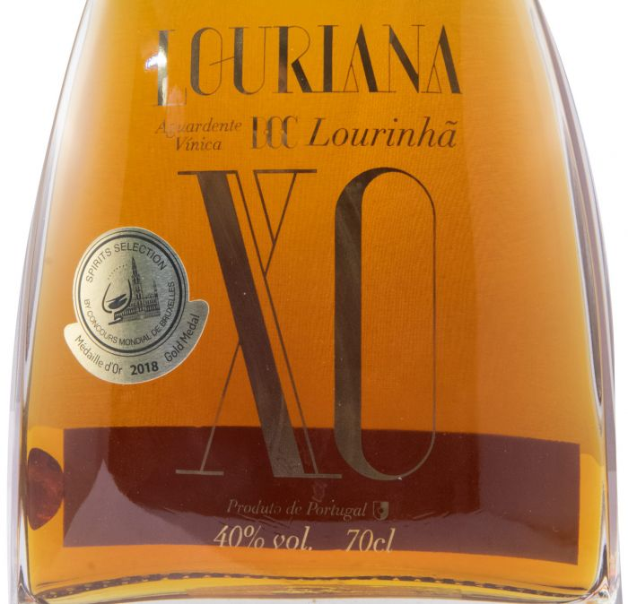 Aguardente Vínica Louriana XO