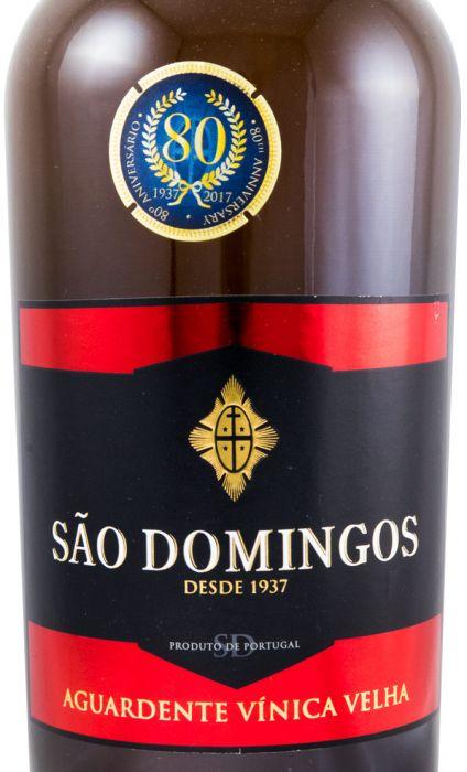 Aguardente Vínica São Domingos Velha