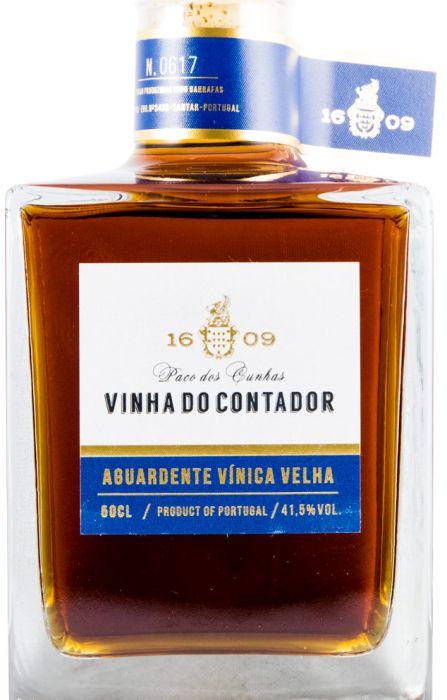 Aguardente Vínica Vinha do Contador Velha 50cl