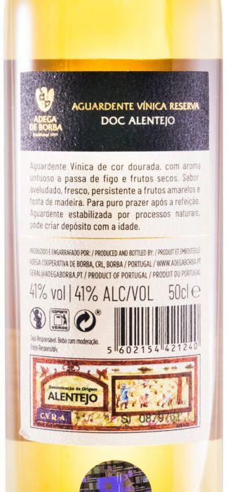 Wine Spirit Reserva 50cl