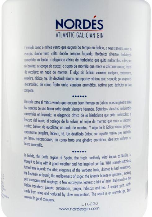 Gin Nordés 3L